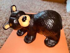 "Bear Foots Bears by Jeff Fleming Big Sky Carvers ""Walking Willie"" Figurine"