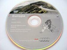 Audi A3 A4 A6 Tt R8 Rns-E Navigation DVD 2010/2011 Großbritannien Italien France