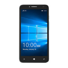 T-Mobile Alcatel 5055W 16GB OneTouch Fierce XL Windows 10 Blue 4G LTE Smartphone