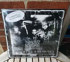 Naughty By Nature ‎– Poverty's Paradise 2xLP Limited Edition Smoky Vinyl