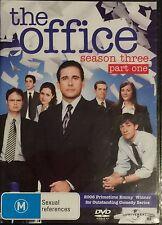 The Office : Season 3 : Part 1 (DVD, 2008, 2-Disc Set)   BRAND NEW & SEALED