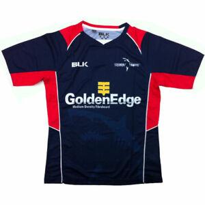 BLK tasman makos rugby training t-shirt