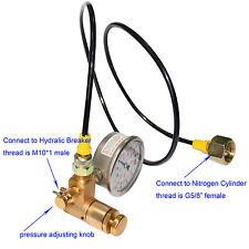 Nitrogen Gas Charging kit for Furukawa Soosan hydraulic Breaker Hammer