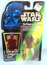 23137 KENNER / STAR WARS 1996 / POTJ / WEEQUAY SKIFF GUARD