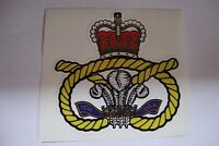 "2 X   Staffordshire Regiment  STICKERS  4"" BRITISH ARMY BADGES MILITARY INSIGNIA"