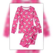 NWT 2T Gymboree GYMMIES sleepwear PJs Pajamas 2pc PINK DALMATIAN DOGS PUPPIES