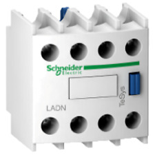 Schneider Electric Offer(ladn13) TeSys D -auxiliary Contact Block 4p-1 No 3 NC
