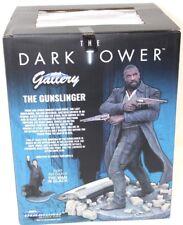 Dark Tower Idris Elba The Gunslinger Diamond Select Gallery PVC Figure NEW