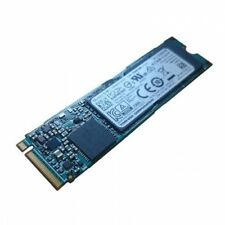 Toshiba XG3 256Gb M.2 NVMe PCI-e 3.1 x4 SSD - pulled, low use, high speed