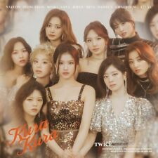 TWICE Kura Kura ONCE JAPAN Limited Edition CD Trading Card x2 Japan WPCL-13290