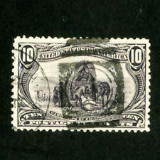 US Stamps # 290 Superb Neat cancel