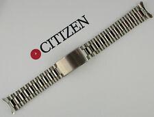 CITIZEN - Bracciale Jubilee Attacco 18mm Ricambio Originale Nuovo!!!
