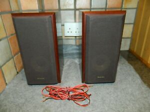 TECHNICS SB-HD350 SPEAKERS With Speaker Cables