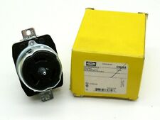 Hubbell CS6369 Twist-Lock Locking Receptacle 50A 125/250V 3-Pole 4-Wire