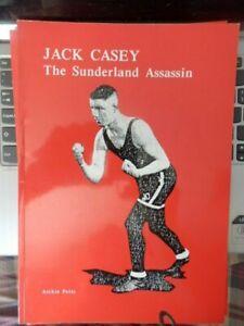 JACK  CASEY  -  THE  SUNDERLAND  ASSASSIN  -  PAPERBACK  BOOK