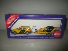 AUTOMOBILE CON RIMORCHIO SIKU 2233 SCALA 1:55