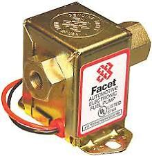 FACET Electric Fuel Pump Fast Road Solid State >130 BHP 40104 SS500