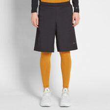 "Nike NikeLab Essentials Tr Hybrid Tight "" Black & Desert Ochre "" Size Small"