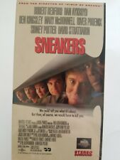 Sneakers (VHS, 1992) Brand New