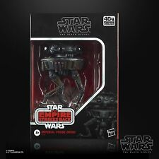 Imperial Probe Droid. 40th Anniversary e5. Star Wars Black series Hasbro