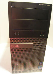 Dell Optiplex 390 Desktop PC (Intel Core i3 2nd Gen 3.3GHz 2GB 1TB Win 10 Pro)