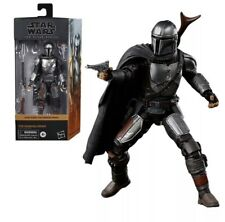 Star Wars Black Series Mandalorian Beskar Armor 6 Inch Action Figure - IN HAND