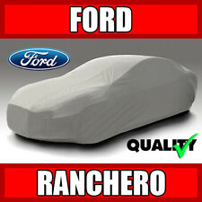 [FORD RANCHERO] CAR COVER ☑️ All Weather ☑️ Waterproof ☑️ Warranty ✔CUSTOM✔FIT