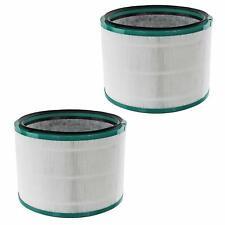 Filtro HEPA per Dyson DP01 DP03 HP00 HP02 HP03 PURE DEPURATORE DELL'ARIA FREDDA VENTOLA X 2