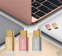 USB 3.1 Type C Male to Micro USB Female Adapter Converter Connector For Macbook
