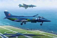 Hobbyboss 1/48 80362 Yak-38/Yak-38M Forger-A Aircraft model kit