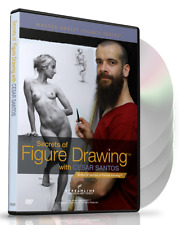 Cesar Santos: Secrets of Figure Drawing - Art Instruction DVD