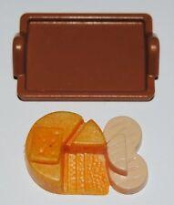 66550 Queso con bandeja madera playmobil,cheese