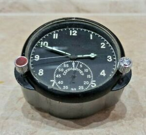 Air Force Clock Watch Panel 60 CHP Mig-29 Soviet Military Aviation USSR