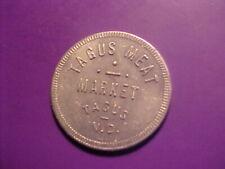 Trade token from Tagus North Dakota