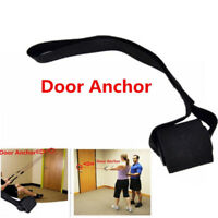 New Home Workout Yoga Fitness Resistance Bands Hanging Door Anchor Elastic Bands