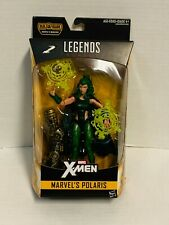 "NEW 2016 MARVEL LEGENDS BAF WARLOCK MARVEL'S POLARIS 6 "" FIGURE NIP NRFP"