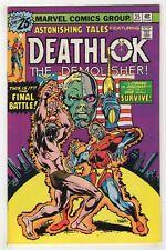 Astonishing Tales #35 (May 1976, Marvel) [Deathlok] Mantlo Buckler Janson mX