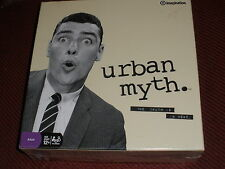 URBAN MYTH The truth is in here Board Game Updated Improved Spin Master NEW