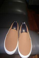 Zara boys tan sneackers size 28/29 us size 10