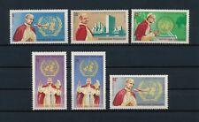 Togo  549-52,C49-50  MNH, Pope Paul VI, 1966