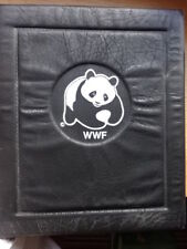 FOLDER CONTAINING 126 WWF COVERS 1984 THRO  1990