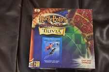 MATTEL HARRY POTTER AND THE CHAMBER OF SECRETS TRIVIA GAME COMPLETE