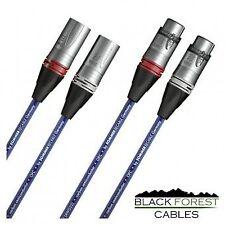 Sommercable Aqua Blue serie nc3fx/mx - High End XLR-cable 2x1,0m aqb1-0100