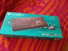 Logitech MK520 Wireless Keyboard and Mouse Bundle