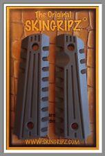"1911 Grips - ""TAC II"" Full Size Sig Sauer - (GREY) -SkinGripz ! - Ultra Lite !"