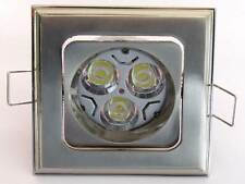 Supporto per Faretto LED incasso MR16 - GU10 alluminio lampadina G4 lampada BA