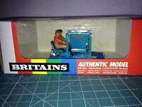 BRITAINS 1/32 SETRITE POTATO PLANTER (9541) VER FOTO
