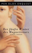 Der fünfte Winter des Magnetiseurs von Per Olov Enquist (2002, Gebundene Ausgabe
