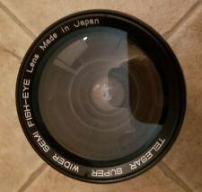 Telesar Super Wider Semi Fish-Eye Screw Mount Lens