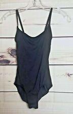 Lulli Dancewear Black one-piece Kids (Size - XS)